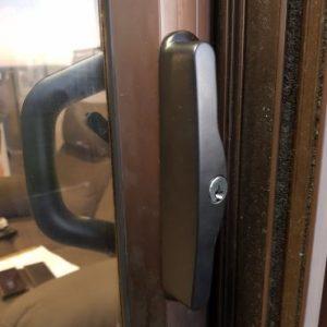 Ranchslider lock – After