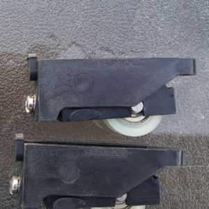 Ranchslider rollers – After