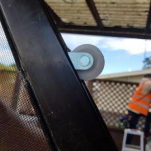 Screendoor repairs – After